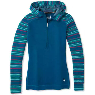 Smartwool Merino 250 Base Layer 1/2 Zip Hoodie - Womens 19/20
