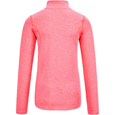 Killtec Oppdal 1/4 Zip T-Neck - Girls 20/21