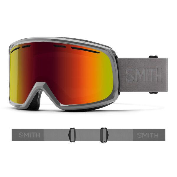 Smith Range Red Sol-X Mirror Goggle