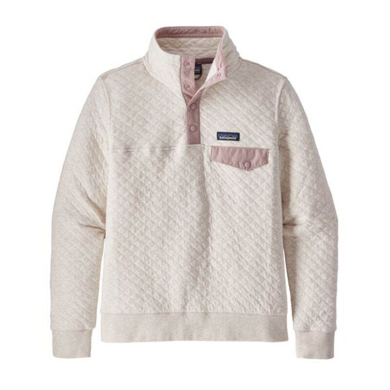 Patagonia Organic Cotton Quilt Snap-T Pullover Womens image number 0
