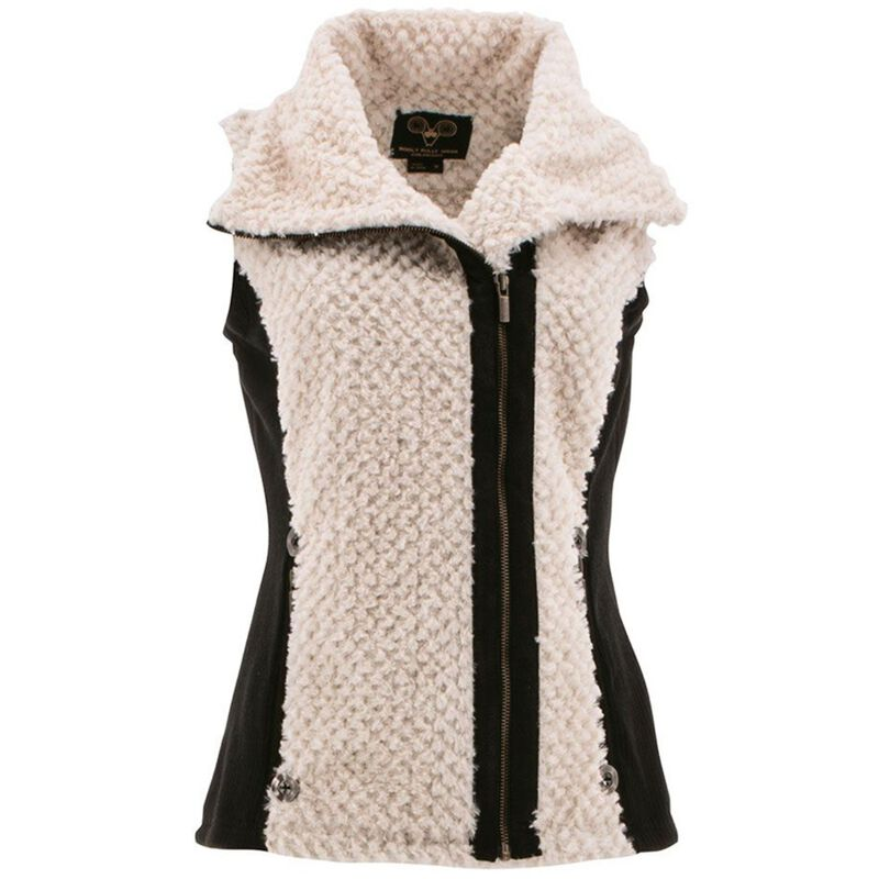 Wooly Bully Wear Vibrant Vest - Womens 20/21 image number 0