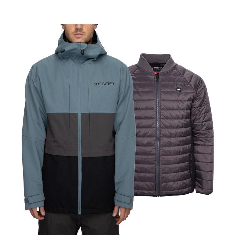 686 Smarty 3-in-1 Form Jacket Mens image number 2