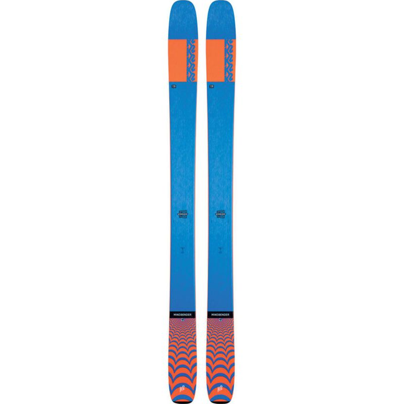 K2 Mindbender 116C Skis Mens image number 0