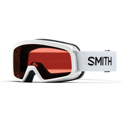 Smith Rascal RC36 White Goggle - Juniors 20/21
