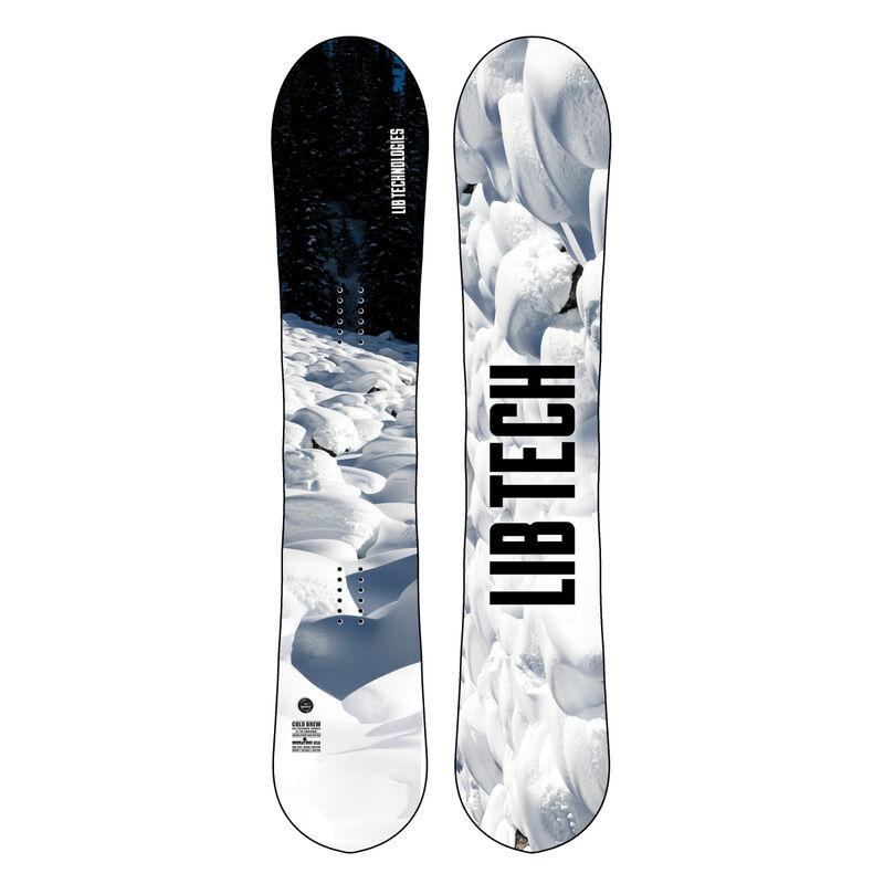 Mervin Lib Tech Cold Brew Snowboard image number 0