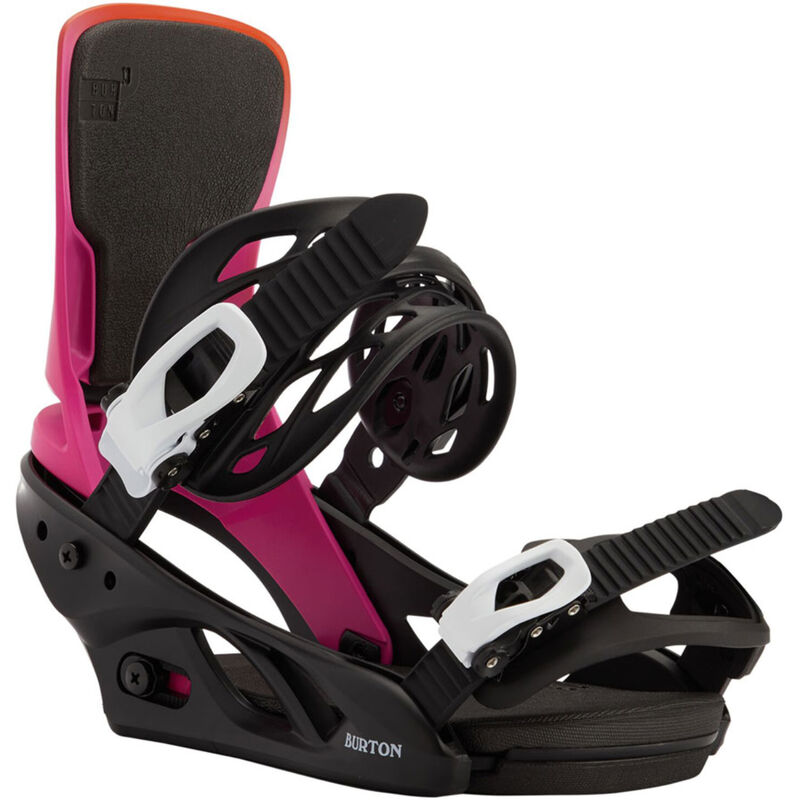 Burton Lexa Re:Flex Snowboard Bindings - Womens 21/22 image number 1
