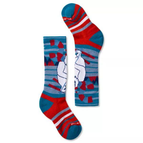 Smartwool Yeti Pattern Socks Kids