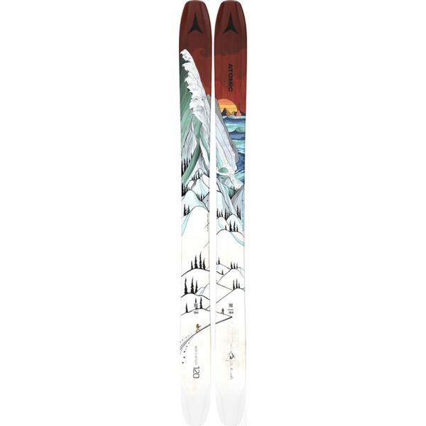 Atomic Bent Chetler 120 Skis Mens