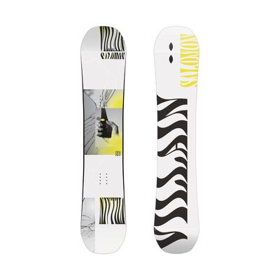 Salomon Villain Grom Snowboard - Kids 19/20