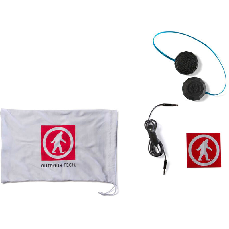 Outdoor Technology Wired Chips Helmet Audio image number 0