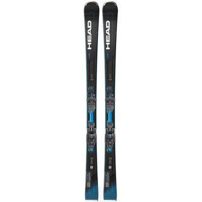 Head Supershape E-Titan Skis with PRD12 GW Bindings - Mens 20/21
