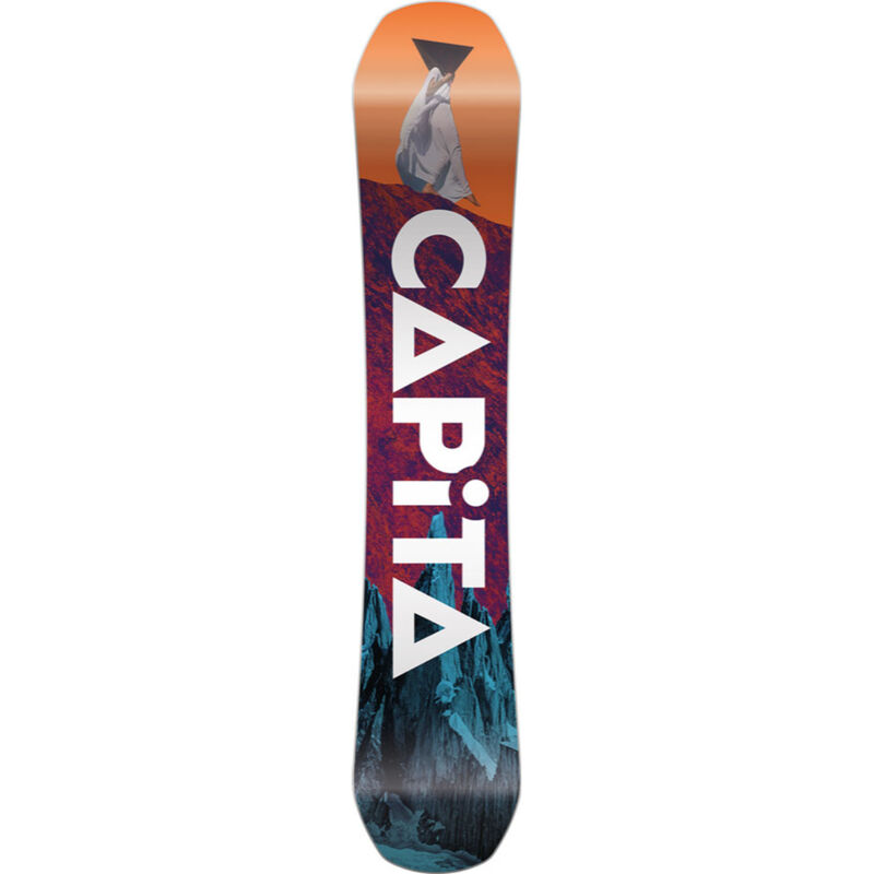 CAPiTA Defenders Of Awesome Snowboard - Mens 20/21 image number 9