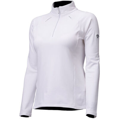 Descente Mary Zip T-Neck - Womens