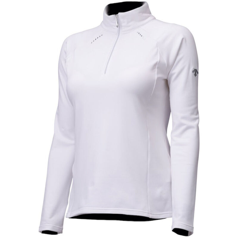 Descente Mary Zip T-Neck Womens image number 0
