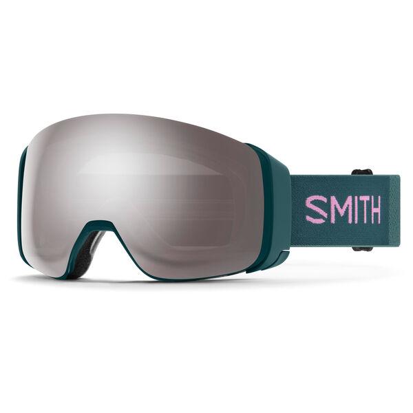 Smith 4D Mag Goggles + Sun Platinum Lens