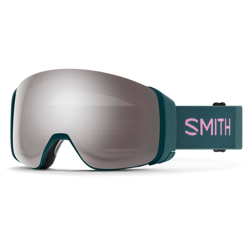 Smith 4D Mag Goggles + Sun Platinum Lens image number 0