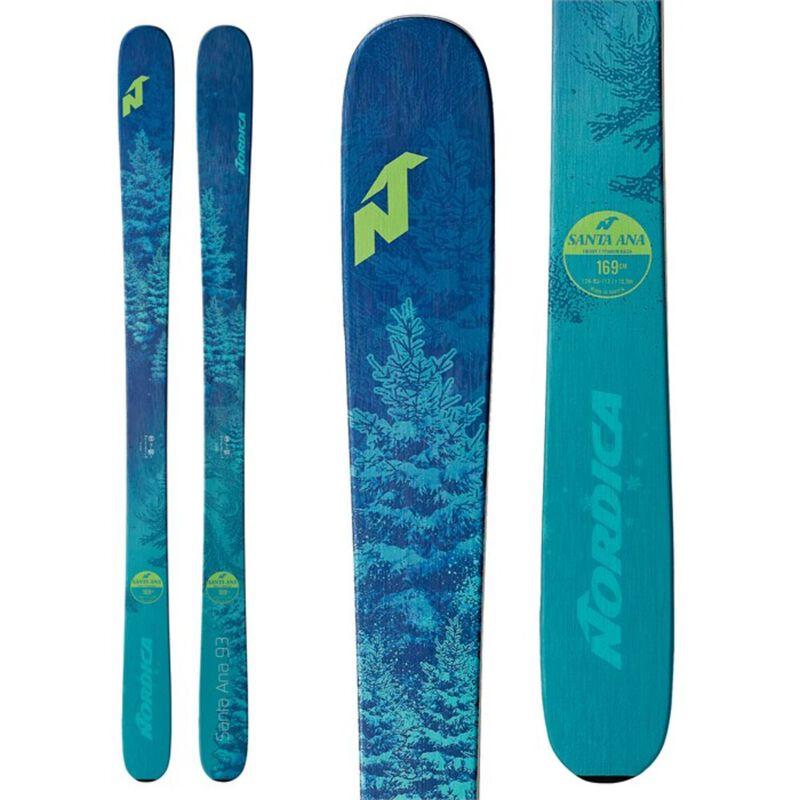 Nordica Santa Ana 93 Skis Womens image number 0