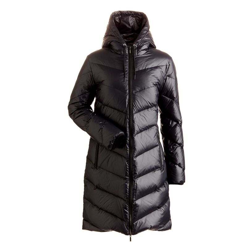 Nils Jordan Long Down Coat - Womens 20/21 image number 0