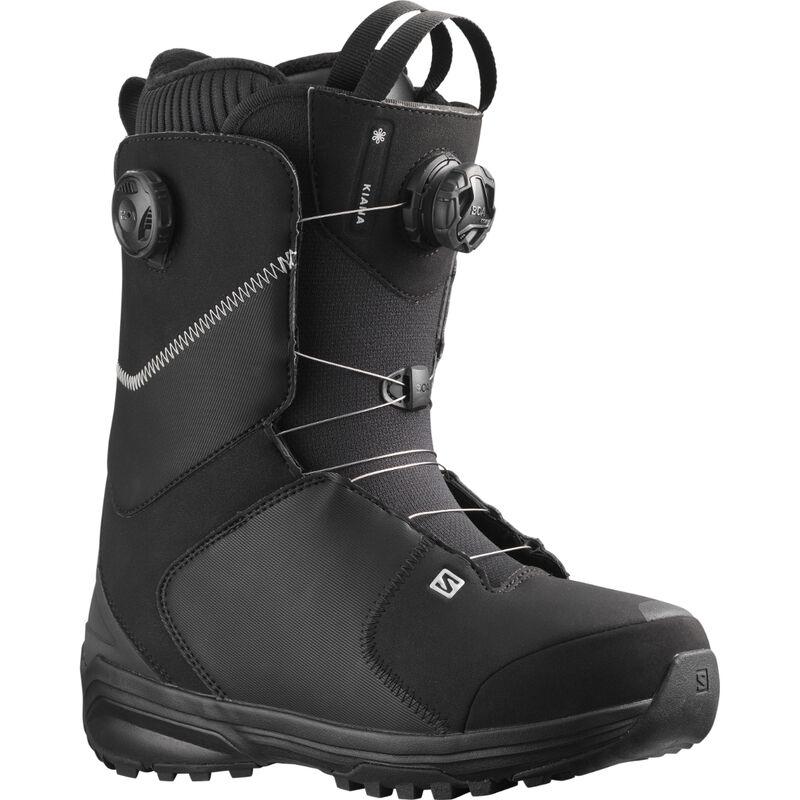 Salomon Kiana Dual Boa Snowboard Boots Womens image number 0