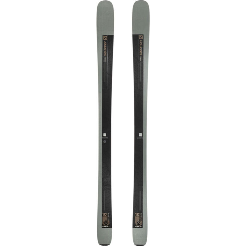 Salomon Stance 96 Skis - Mens 21/22 image number 0