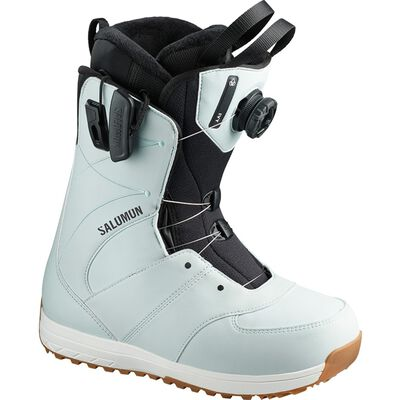 Salomon Ivy Boa STR8JKT Snowboard Boots - Womens 19/20