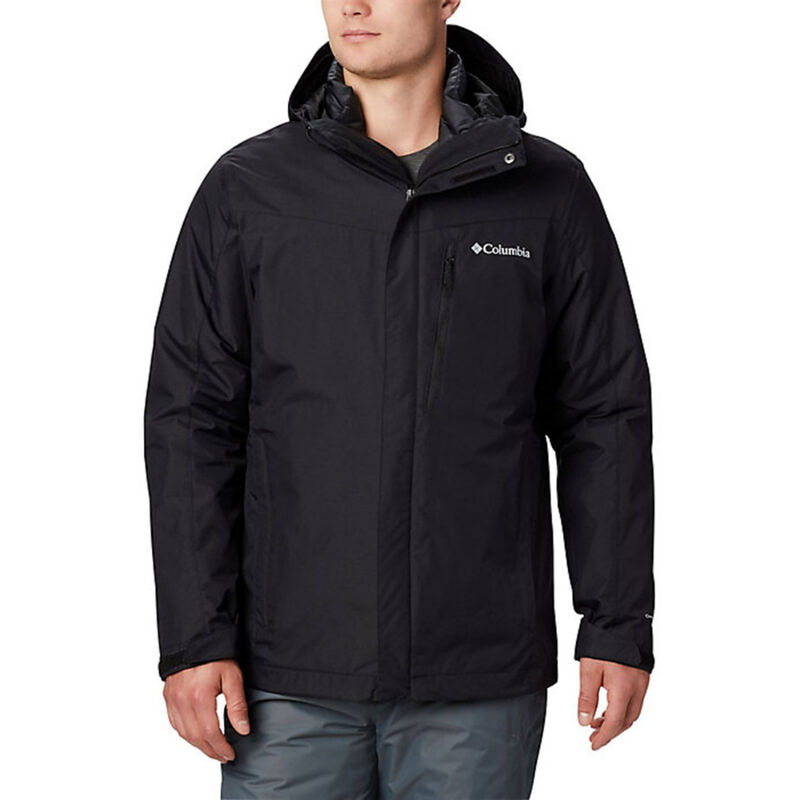 Columbia Whirlibird IV Insulated Interchange Jacket - Mens 20/21 image number 0