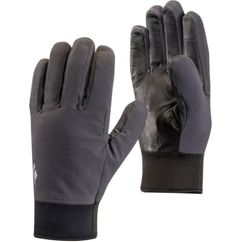 Black Diamond Midweight Softshell Gloves image number 0