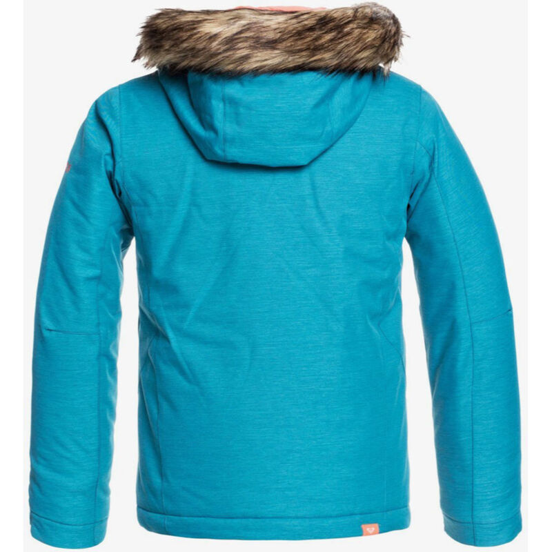 Roxy American Pie Solid Jacket - Girls 20/21 image number 1