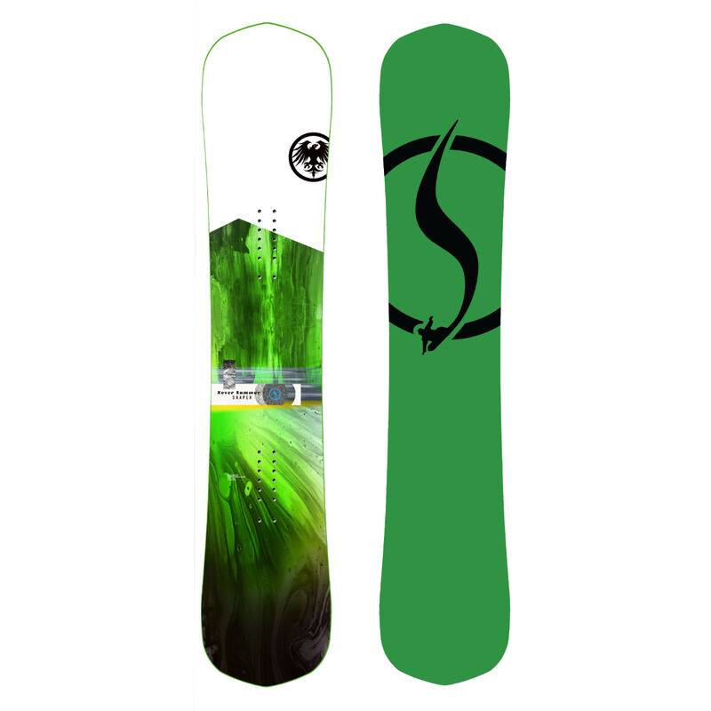 Never Summer Shaper Twin Snowboard image number 0