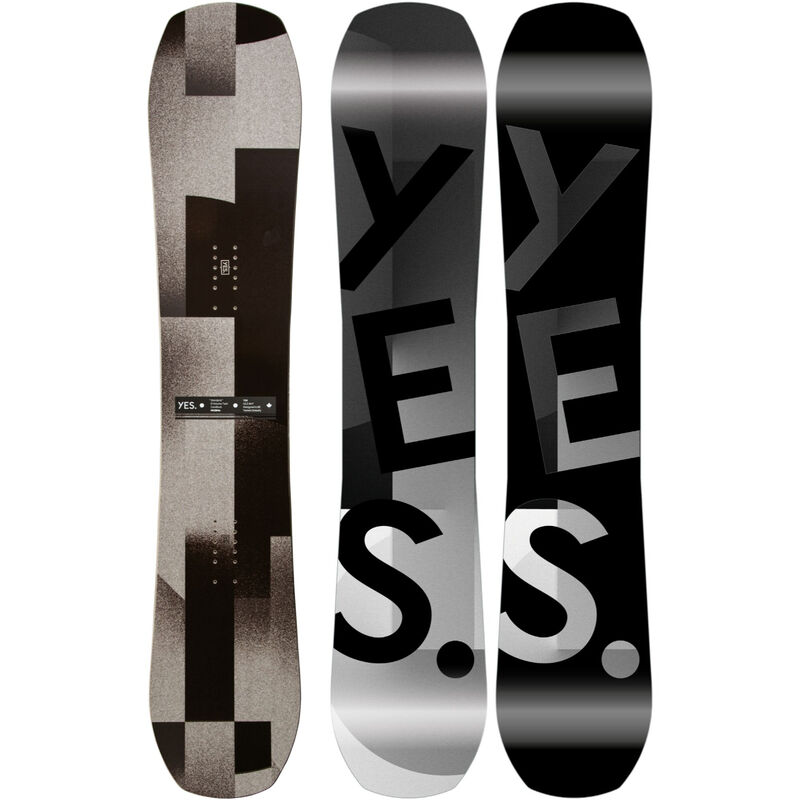 Yes. Standard Snowboard image number 0
