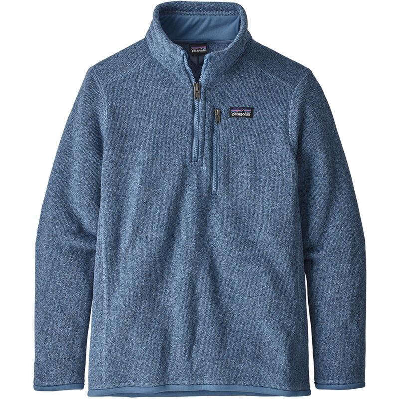 Patagonia Better Sweater 1/4 Zip Boys image number 0