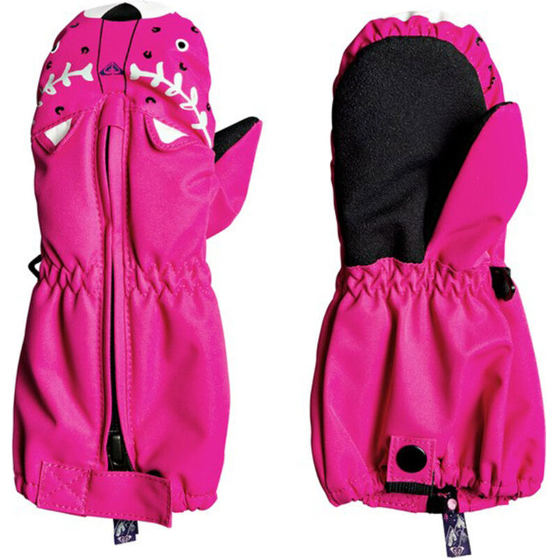 Roxy Snows Up Mittens - Toddler Girls image number 0