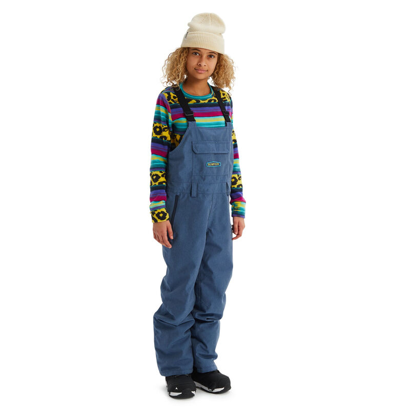 Burton Skylar Bib Pants - Girls - 19/20 image number 0