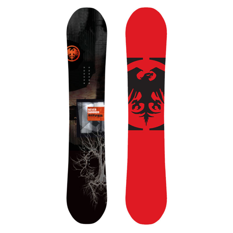 Never Summer Ripper X Snowboard image number 0
