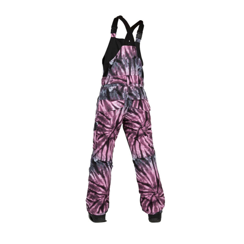 Volcom Barkley Bib Overall Pants - Girls - 19/20 image number 1