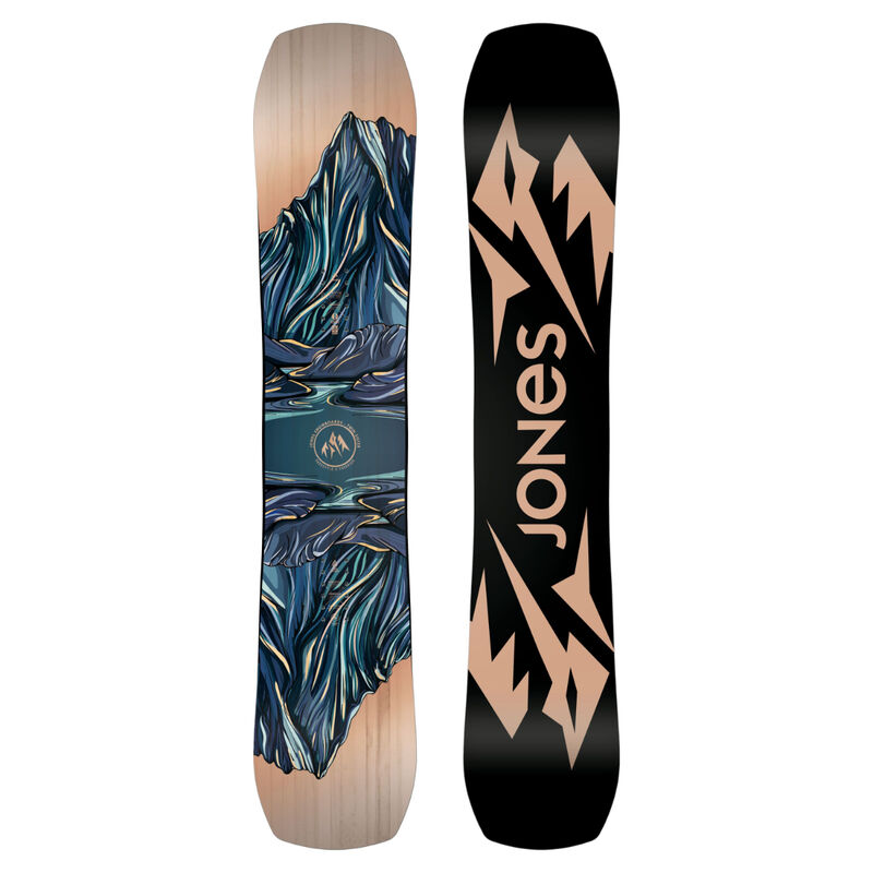 Jones Twin Sister Snowboard Womens image number 0