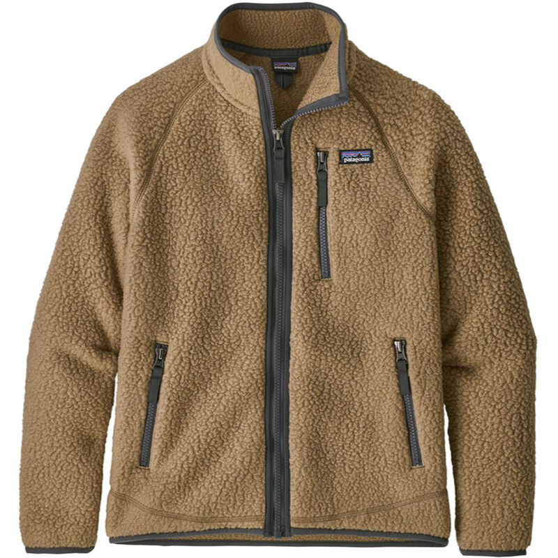 Patagonia Retro Pile Fleece Jacket - Boys image number 0