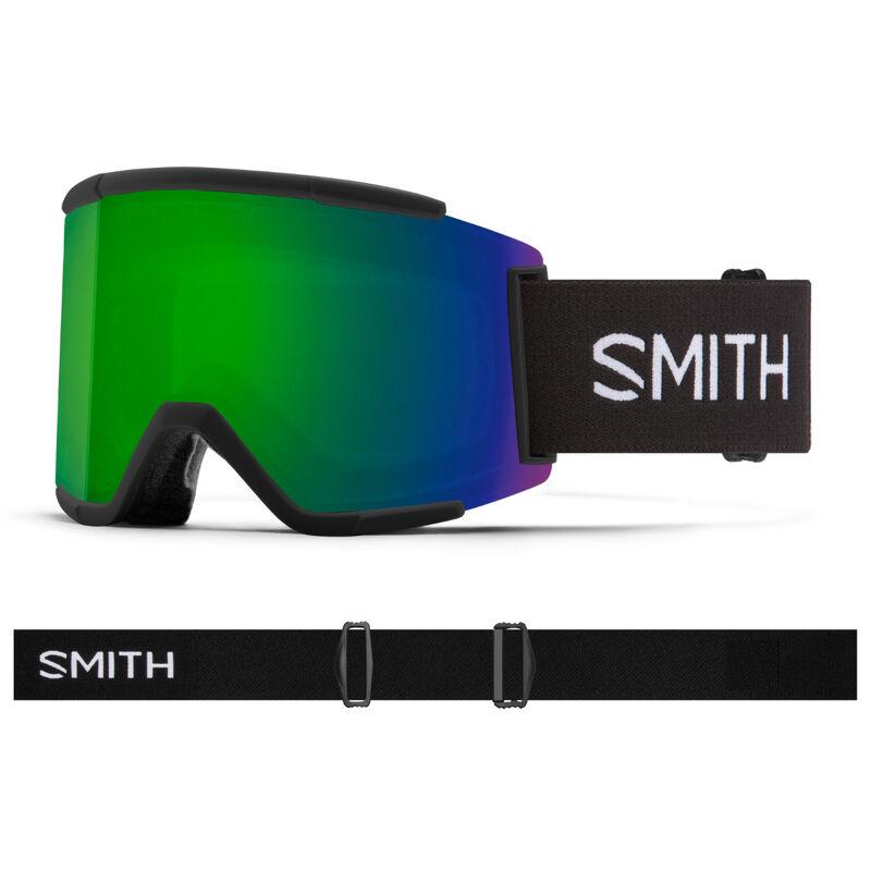 Smith Squad XL Goggles ChromaPop Sun Green Mirror image number 0