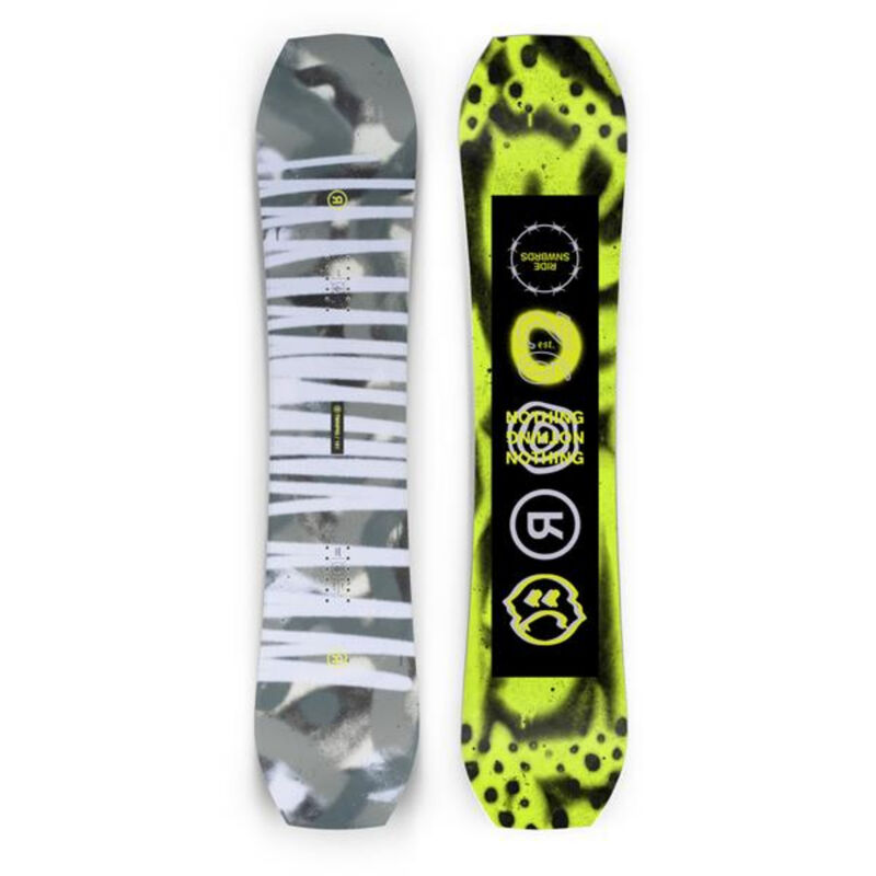 Ride Twinpig Snowboard image number 0
