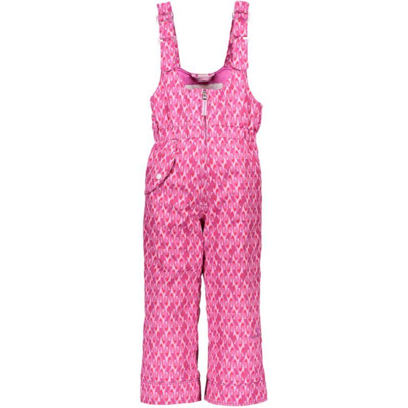 Obermeyer Snoverall Print Bib Pants - Toddler Girls-19-20 image number 0