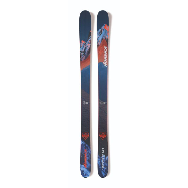 Nordica Enforcer 100 Skis - Mens - 21/22 image number 0