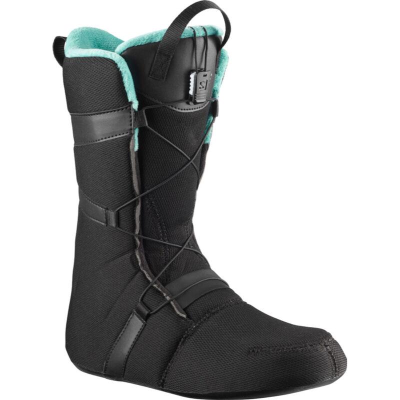 Salomon Ivy Boa STR8JKT Snowboard Boots - Womens 20/21 image number 2