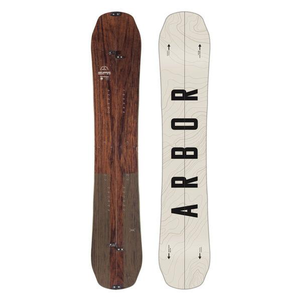Arbor Coda Split Camber Snowboard Mens