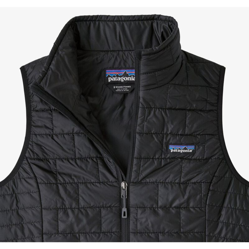 Patagonia Nano Puff Vest Womens image number 1