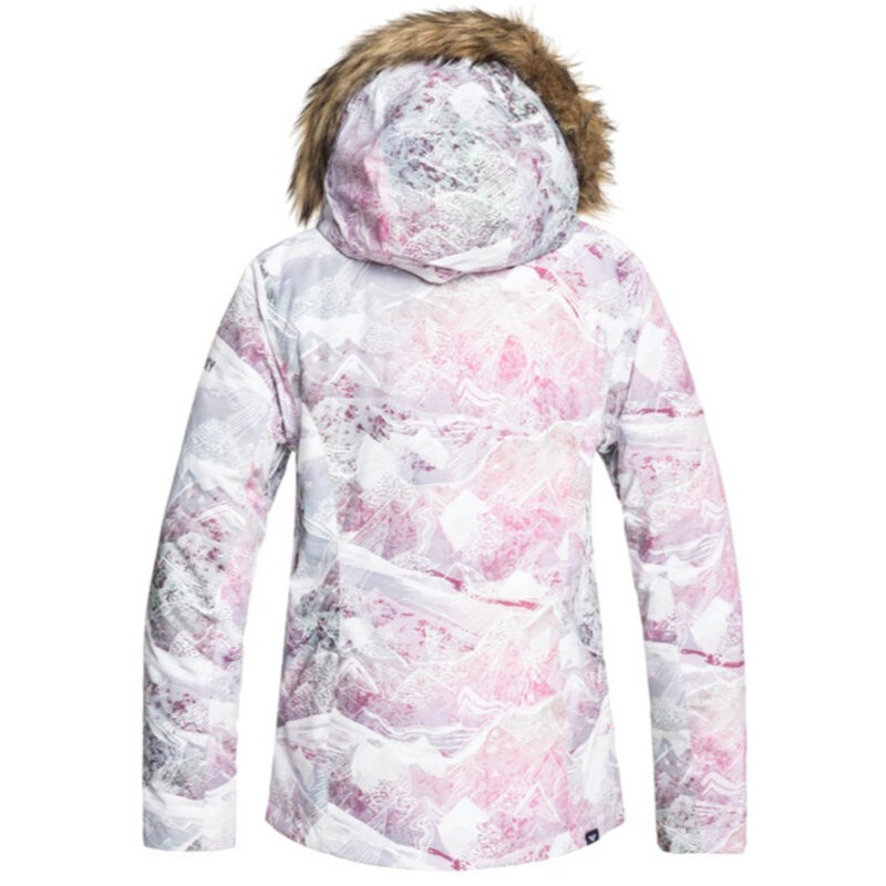 Roxy Jet Ski Jacket Womens image number 1
