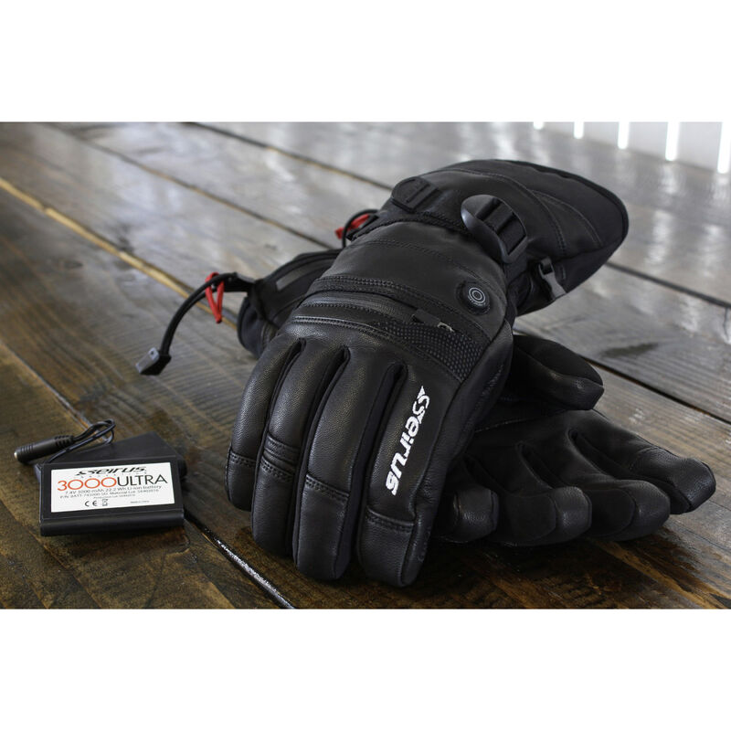 Seirus Heat Touch Hellfire Gloves Mens image number 2
