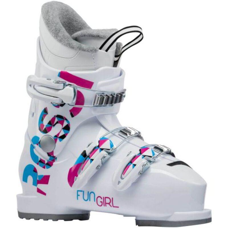 Rossignol Fun Girl J3 Ski Boots Girls image number 0
