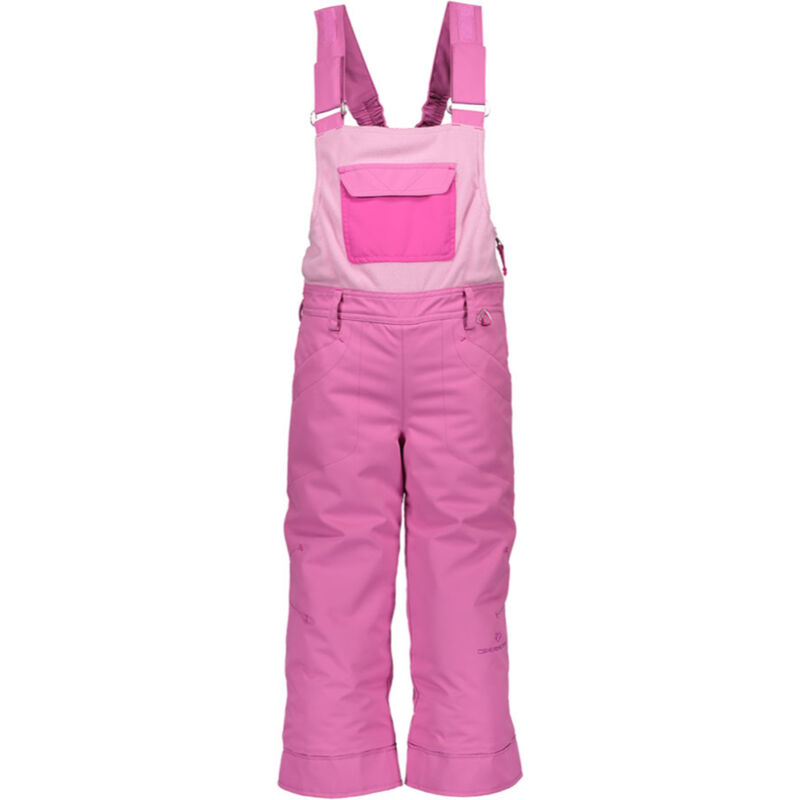 Obermeyer Disco Bib Pants - Toddler Girls 19/20 image number 0