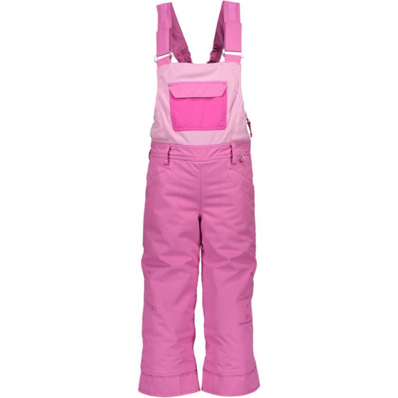 Obermeyer Disco Bib Pants Toddler Girls image number 0
