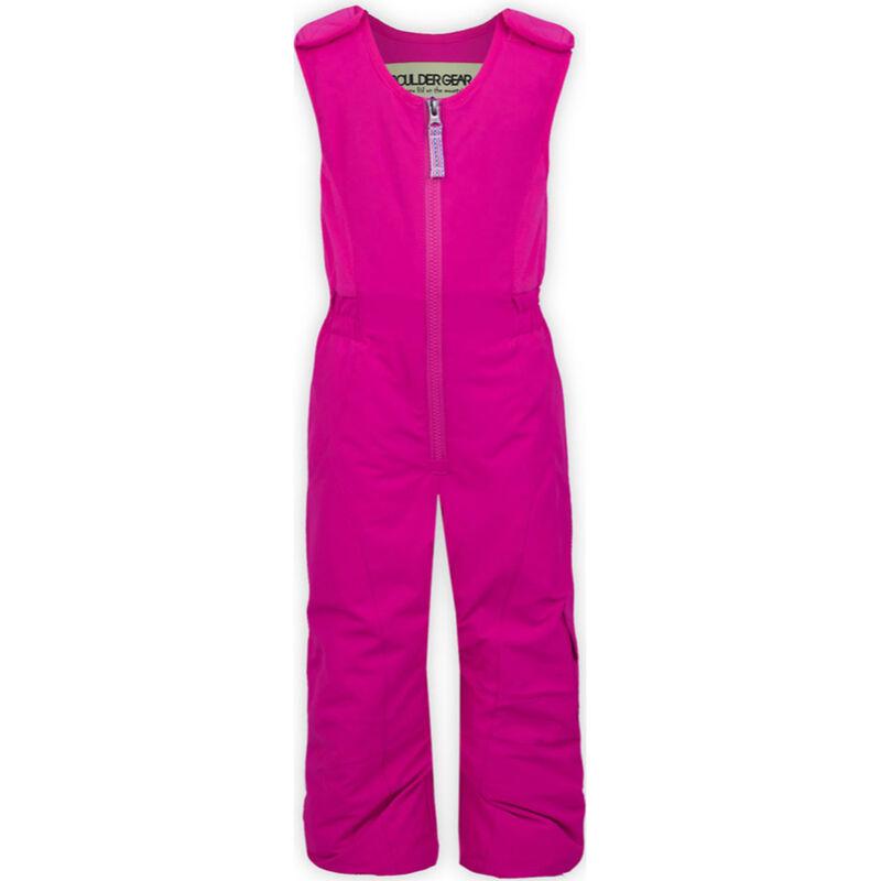 Boulder Gear Hailey Bib Pants - Toddler Girls - 19/20 image number 0